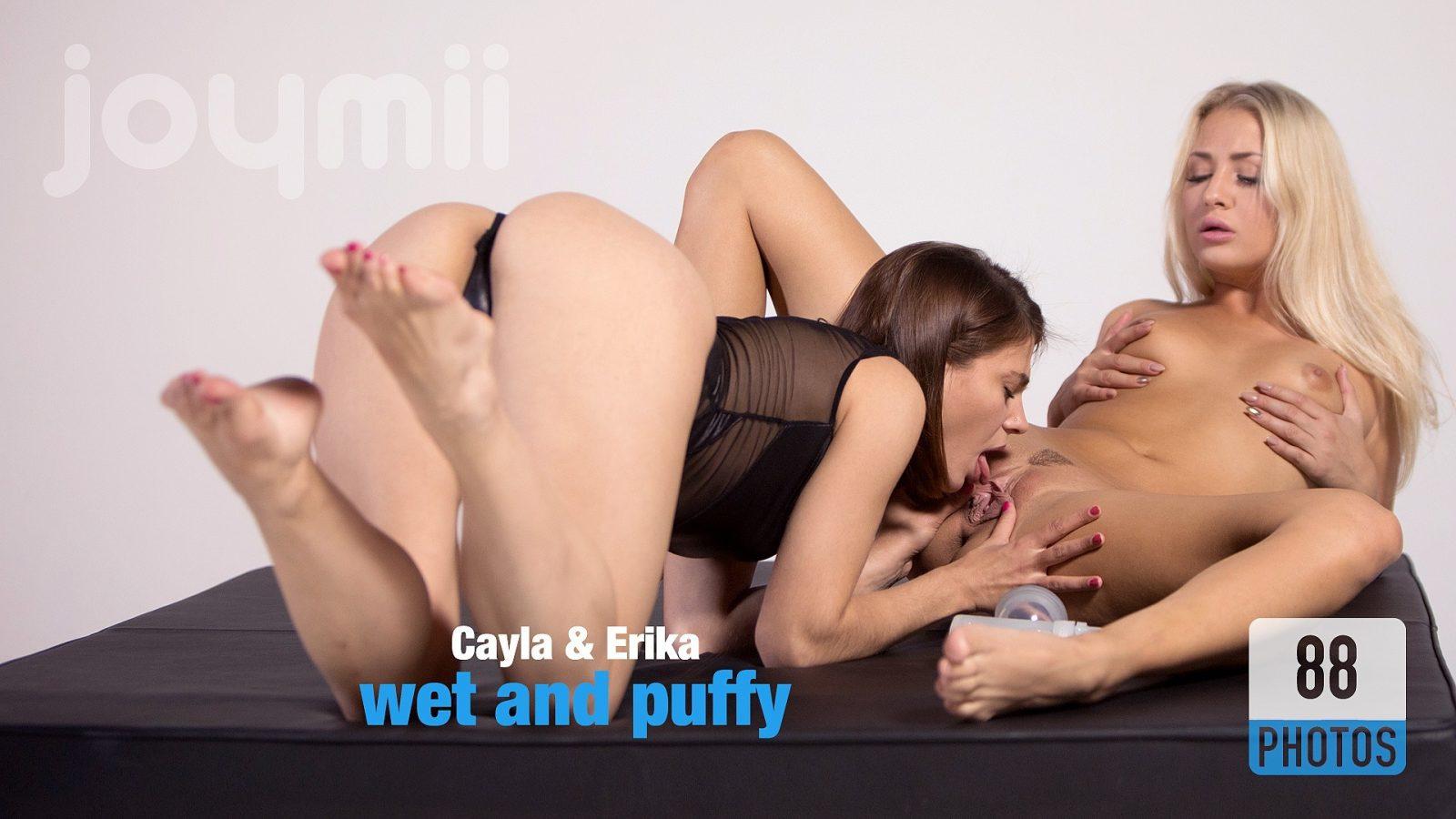 wet & pffy