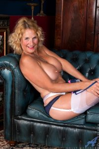 nude grandmother